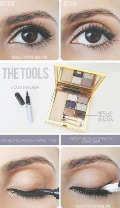 wear makeup