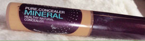 Maybelline Pure Mineral Concealer Review