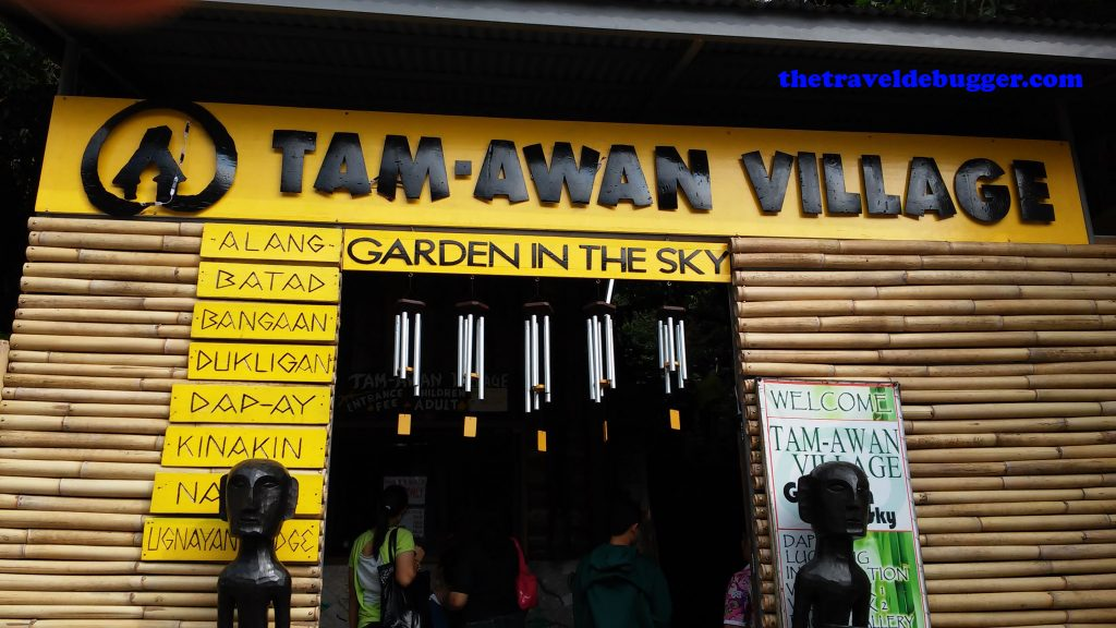 tan-awan village
