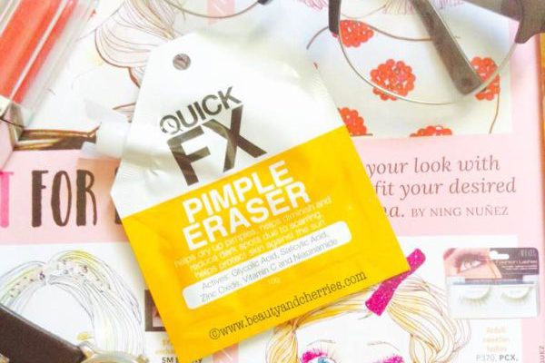 Quick FX Pimple Eraser Review