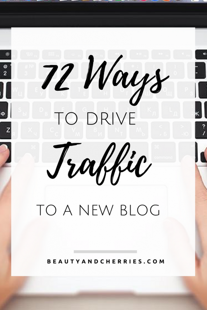 drive traffic new blog in wordpress