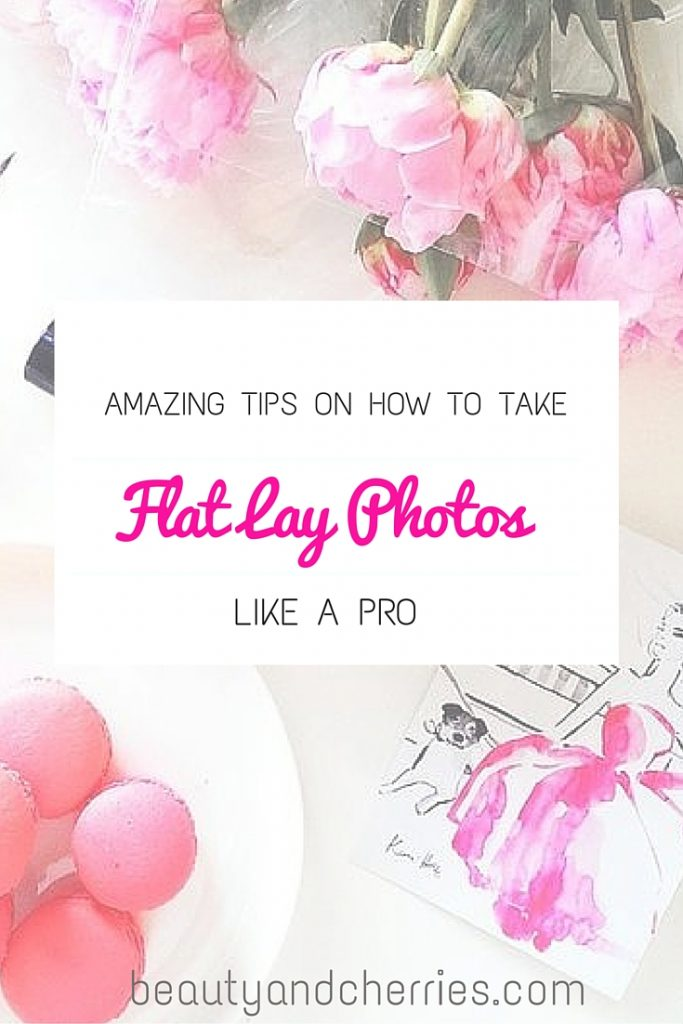 flay-lay photography-tips-for-bloggers
