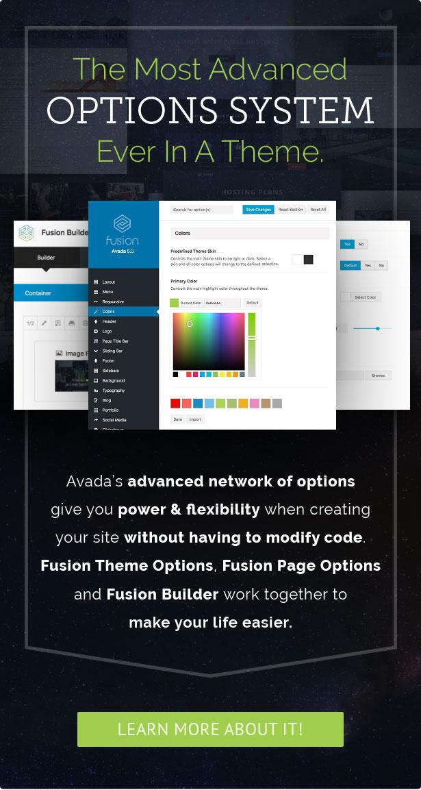 Avada MultiPurpose WordPress Theme on ThemeForest