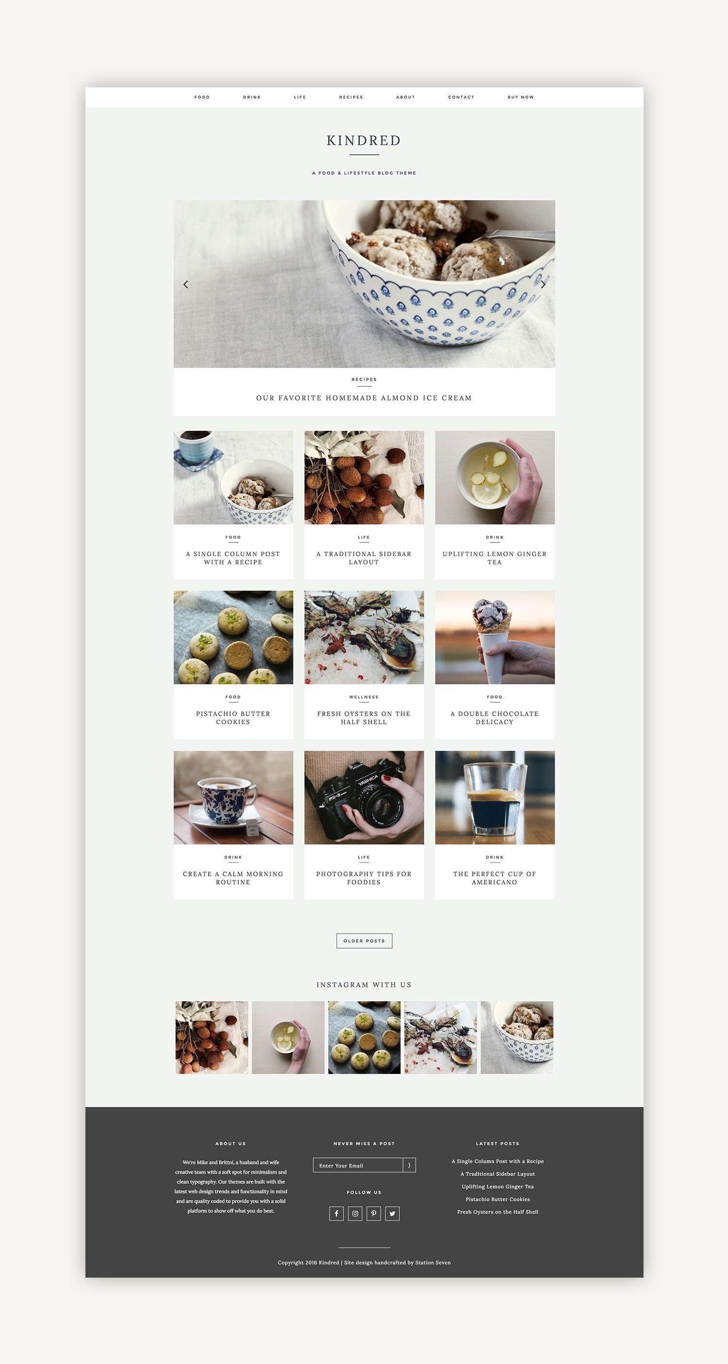 Kindred-WordPress-Theme-Station-Seven