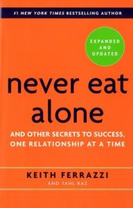 never-eat-alone-by-keith-ferrazzi