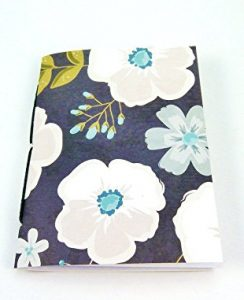 map-and-floral-bullet-journals