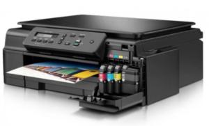 Brother Color Inkjet DCP-J105 Print:Copy:Scan in lazada
