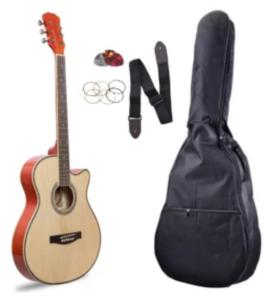 Davis Slim pure acoustic guitar