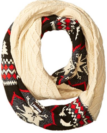 muk-luks-womens-lodge-eternity-scarf-traditional-marled