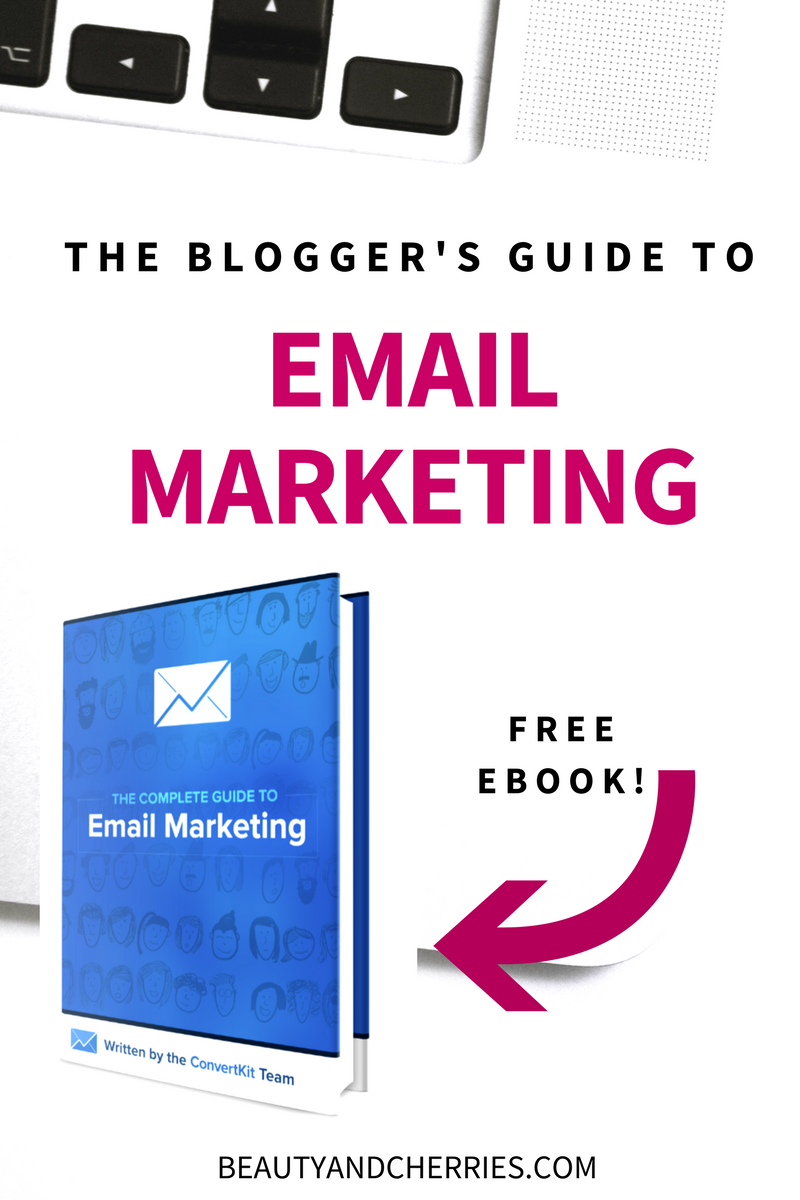 Did you know that an email list is your biggest asset as a blogger? Click through to start learning about email marketing and level up your game!