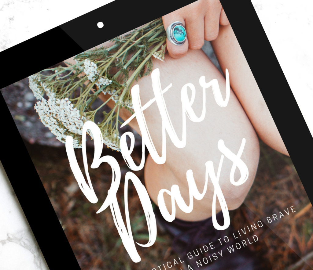 betterdays-self help book-ipad