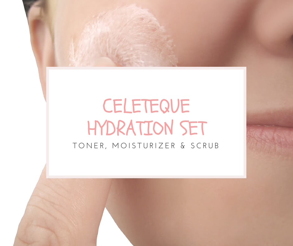 Celeteque Hydration Set Review
