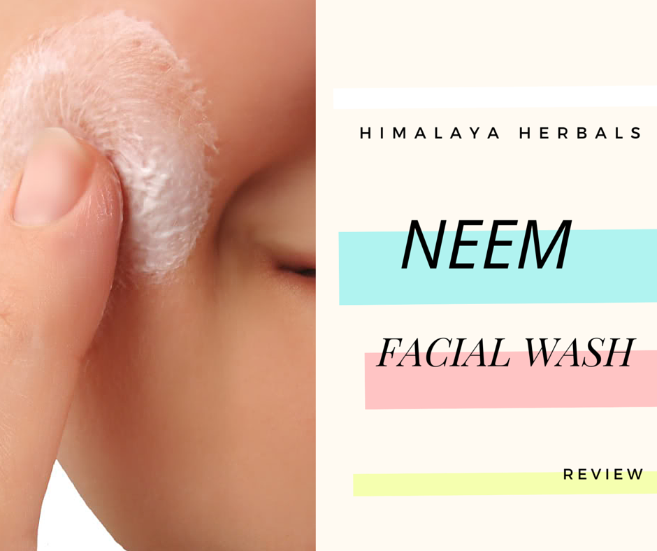 Himalaya Herbals Purifying Neem Facial Wash