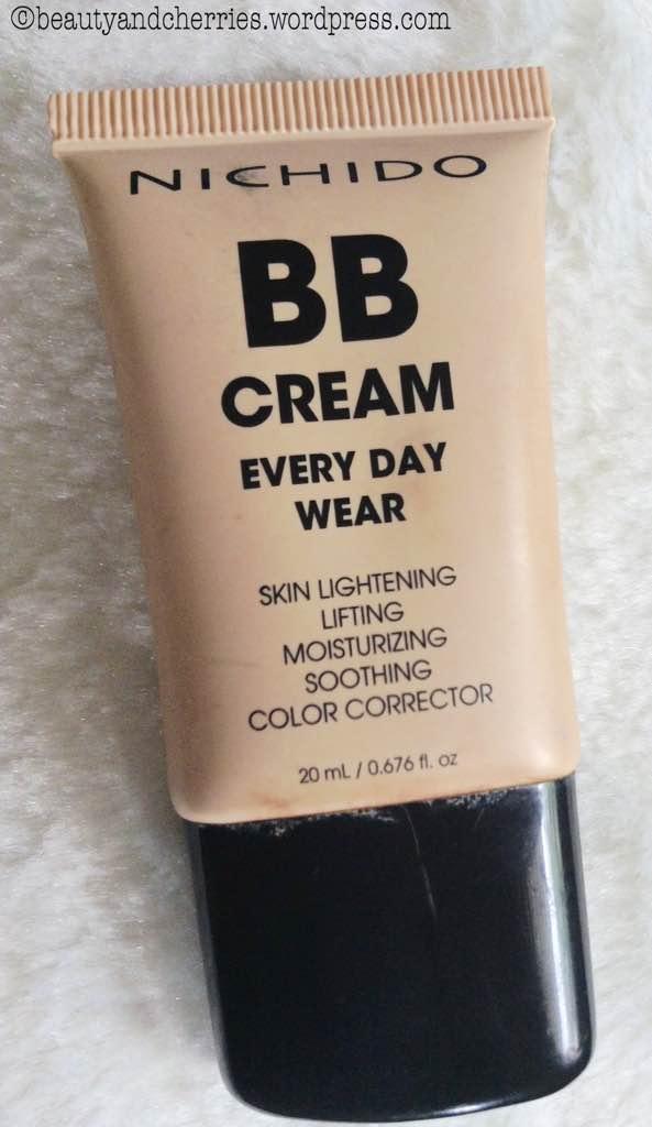 Nichido BB Cream Front