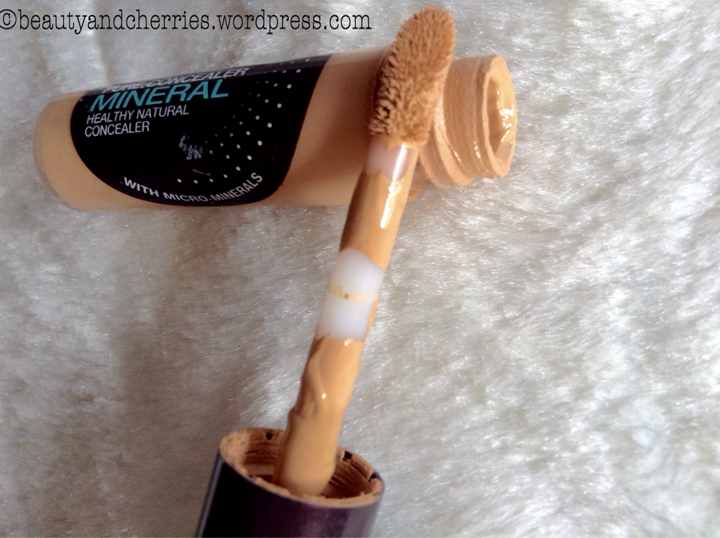 Maybelline Pure Mineral Healthy Natural Concealer