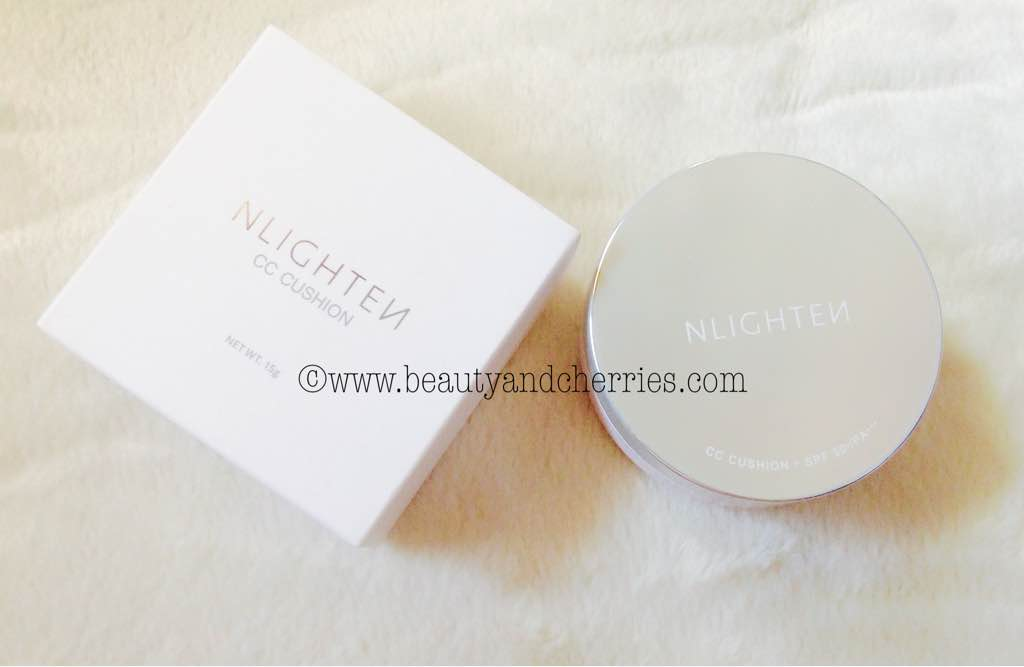 NLighten CC Cushion Review