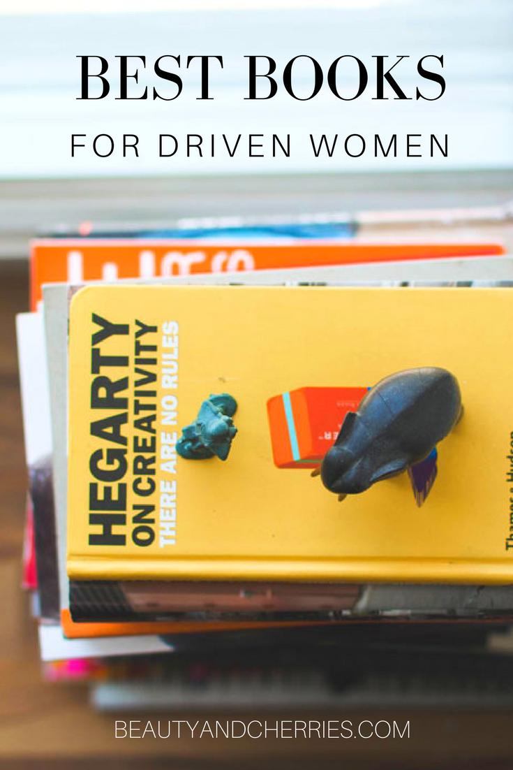 Best books for women written by successful women in all walks of life