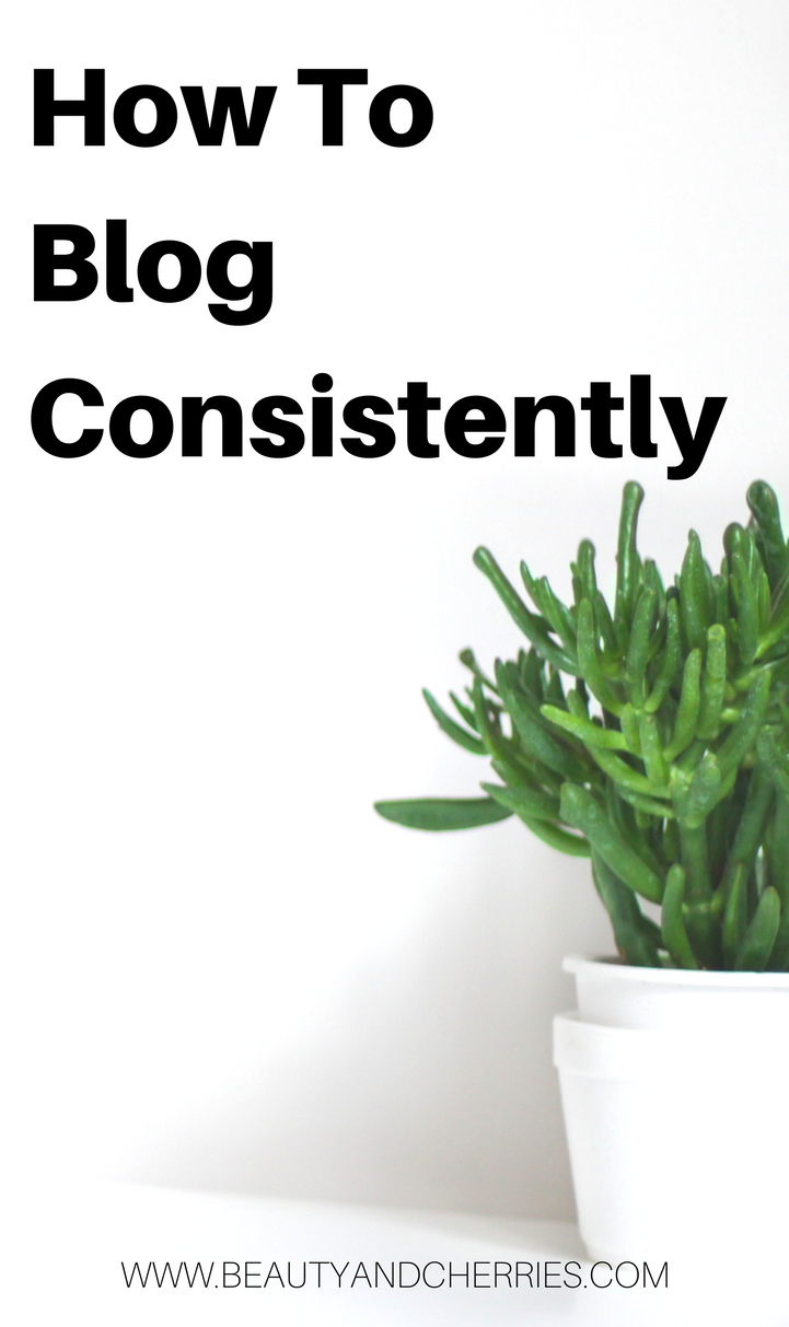 Do you struggle to blog consistently? Do you find it hard and confusing whenever you do things to your blog? If so, these tips will surely help you out! Click through now to read it
