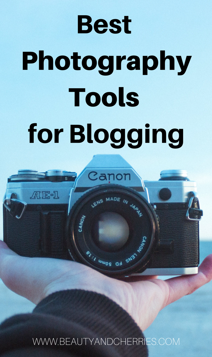 Are you looking for the best, high quality yet budget-friendly photography tools to level up for your blog photos? Here's our recommended list that you can definitely start with! You can also pin this for your reference