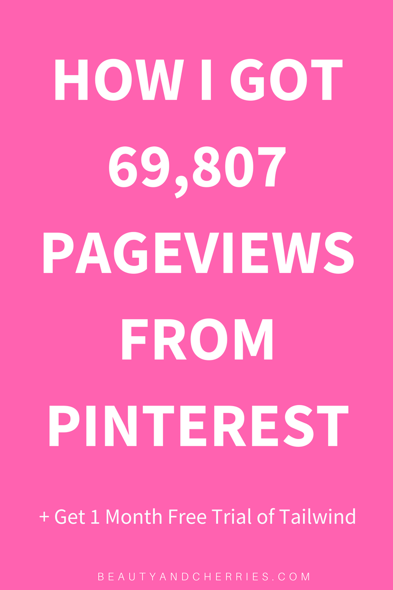 Are you looking for ways to increase your blog traffic using Pinterest? Click through to know what strategies I used to rapidly increase our pageviews last June