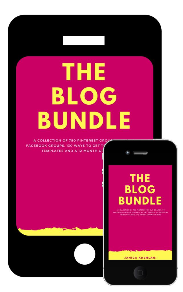 blogging guides