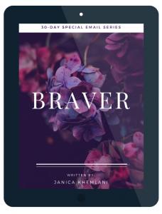 braver email series