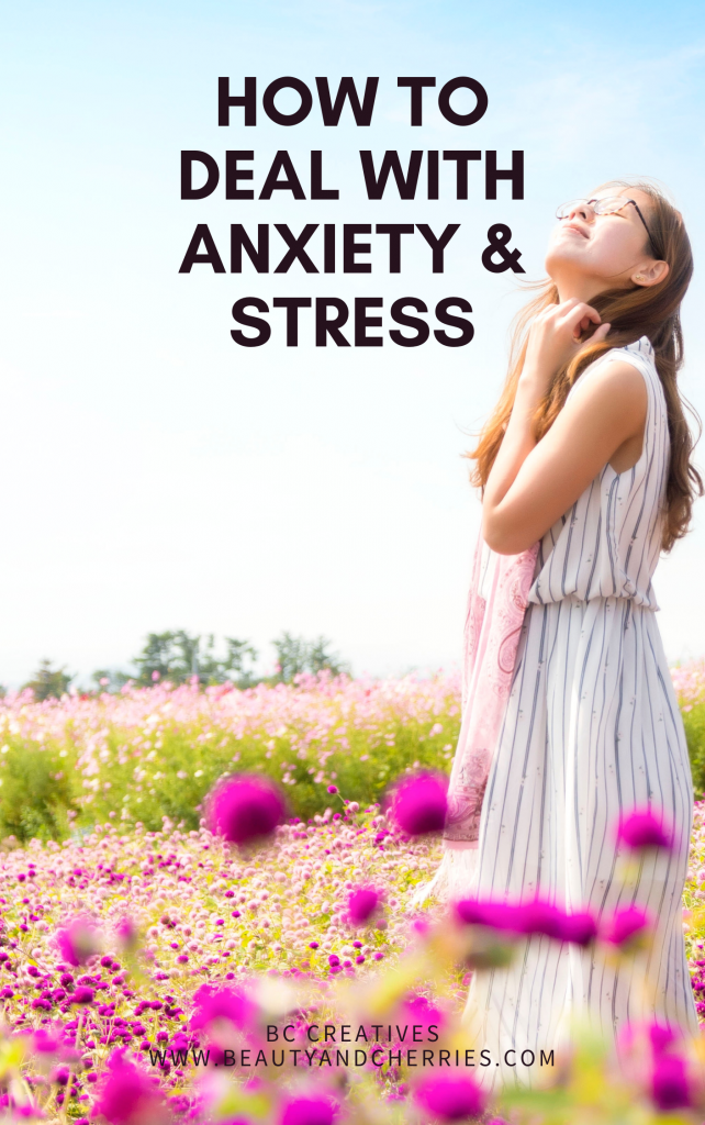 Do you feel anxious and stressed out all the time? Click through to read these 8 tips that I personally do to help deal with anxiety, this could really help you too!