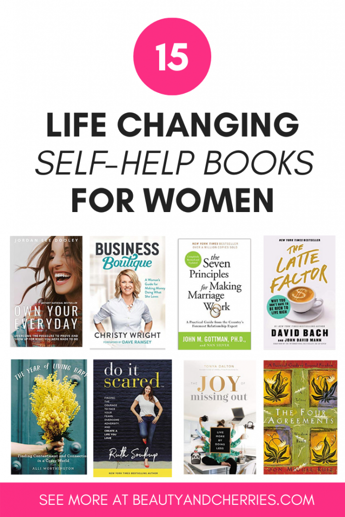 Looking for the best self-help books to give your friends and family? There 15 life changing books are must read!